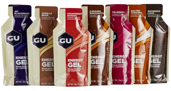 GU Energy Gel Sportvoeding met basisprijs 7 x 32g